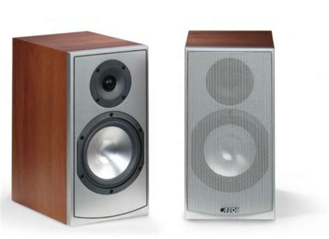canton gle 430 bookshelf speakers review and test