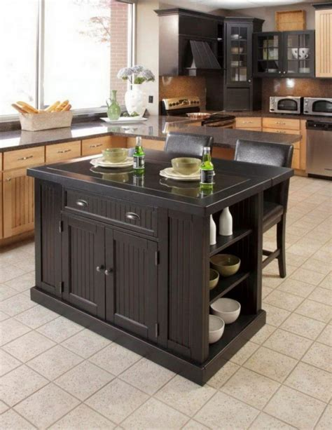 Kitchen Island Storage Table Kitchen Island Storage Table Regarding Kitchen Island Table With Storage Design Design Ideas
