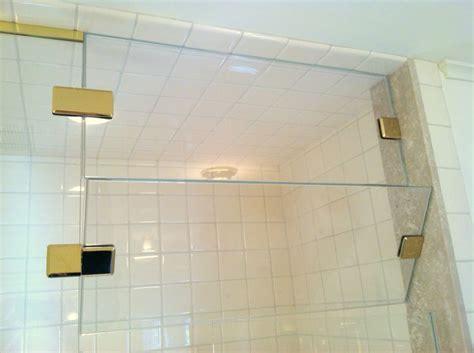 Custom Shower Glass Panels by Custom Shower Doors Use This Design For Steam