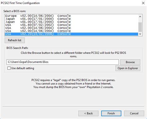 pcsx2 tutorial windows 10 pcsx2 on windows 10 installation and configuration