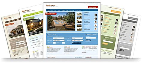 best real estate wordpress theme 2018 property listings