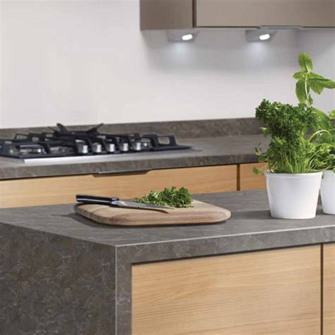 Grey Laminate Kitchen Worktops by The Pros Cons Of Laminate Worktops