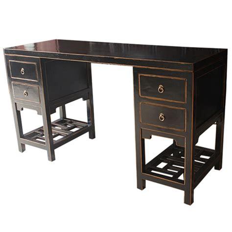 bureau chinois bureau chinois noir plateau marbre meubles labaiedhalong com