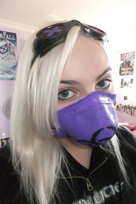 cyber goth mask     mask    jossieayame