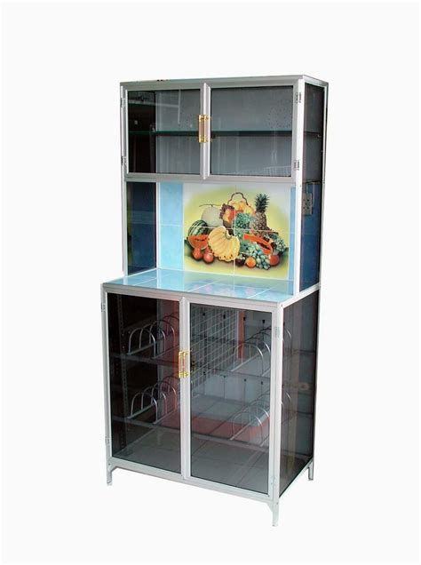 Lemari Buku Tupperware Alumunium 80 peralatan toko dan alumunium rembang
