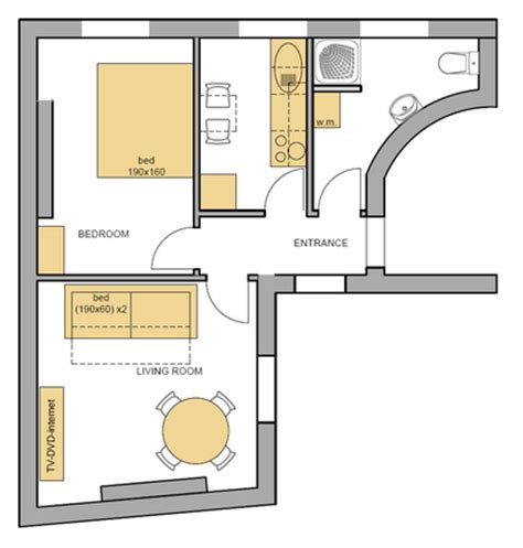 paris apartment floor plans lovely paris apartment rental