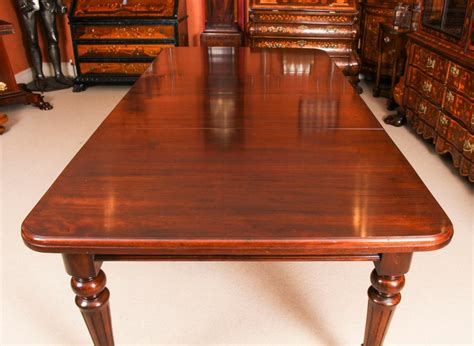 century victorian extending dining table  sale