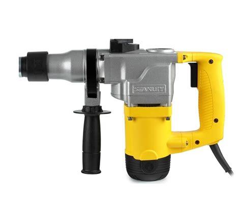 Stanley Rotary Hammer Bor Beton Sds Plus 26 Mm Shr263ka 1 stanley 26mm 850w 2 mode l shape sds plus hammer