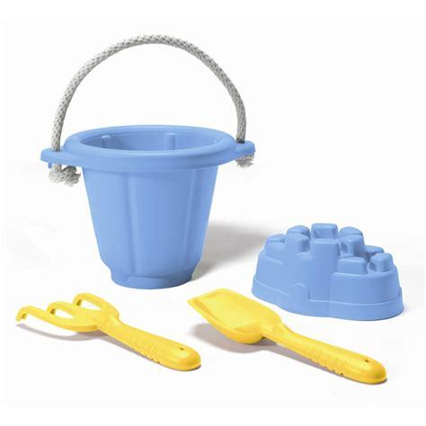 buitenspeelgoed eco zandbak speelgoed gerecycled green toys strandspeelgoed set