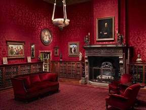 Victorian library room mr morgan s study west room