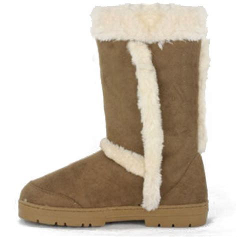 boots with fur uggs boots with fur trim