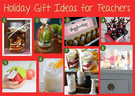 holiday gift ideas homemade holiday gift ideas for teachers neighbors