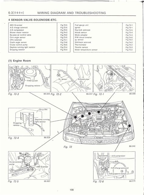 1992 subaru legacy engine diagram 1992 home wiring diagrams