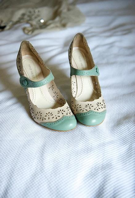 mint colored heels vintage mint colored heels
