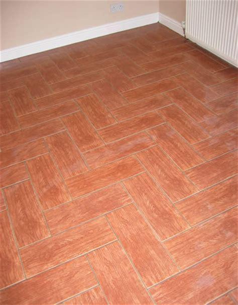 Floor Tiles   Maderas Cerezo Tile   Brown Wood Effect Ceramic
