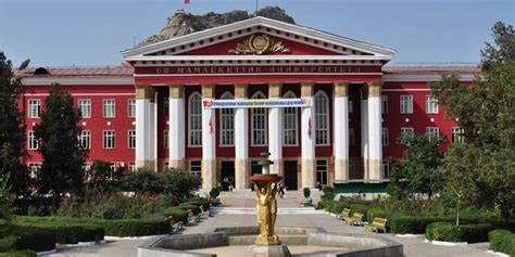 Kyrgyzstan Mba by Osh State Kyrgyzstan 2018 Direct