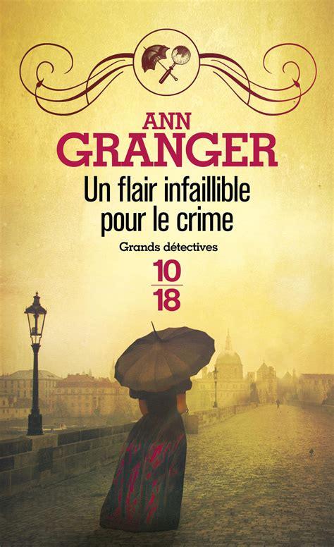 Granger Livre by Un Flair Infaillible Pour Le Crime Granger Livre