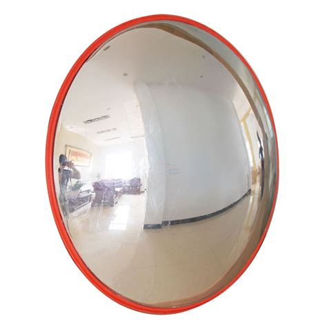 Parking Garage Mirrors by Convex Safety Mirror Wide Angle Curved For Traffic