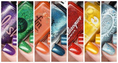 7 deadly sins colors color4nails seven deadly sins collection swatches and review