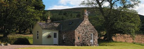 highland cottage highland cottages aberdeenshire scotland