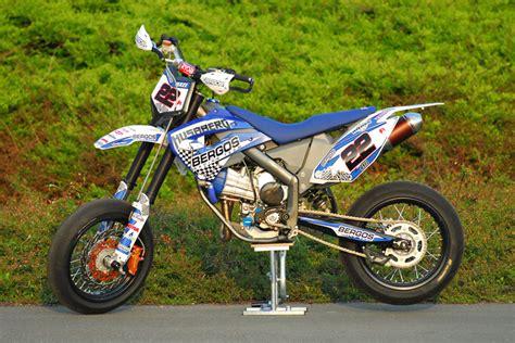 Husqvarna Motorrad Händler Bielefeld by Bergos Husaberg Fe570 Super Moto News Bergos Racing