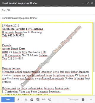 format kirim email resmi cara mengirim lamaran lewat email yang baik dan benar di