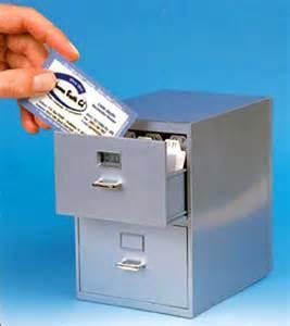 mini business card file cabinet filing cabinet business card holder techeblog