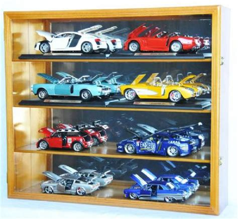 diecast collector cases 1 18 scale horizontal matchbox