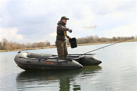 carp fishing inflatable boat fox fx320 inflatable boat 163 899 99