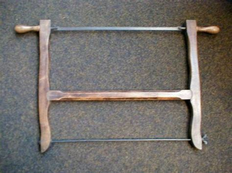 bow saw woodworking antique wood bow saw antique tools antique