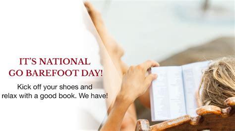 barefoot season a blackberry island novel celebrate national go barefoot day with these 4 wonderful