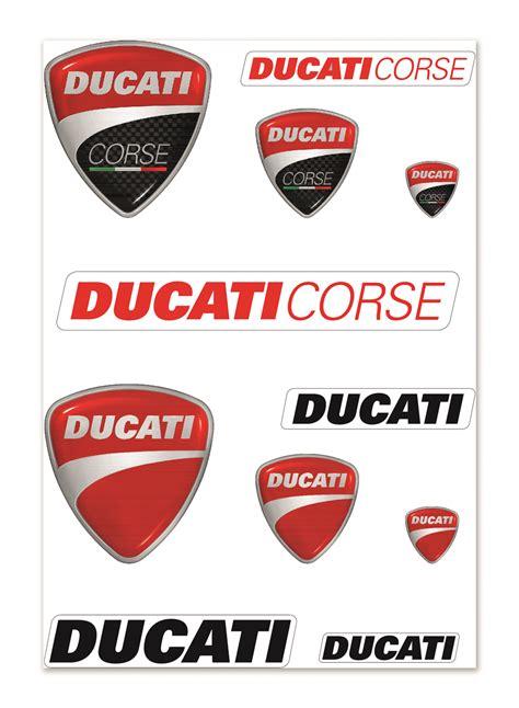 Monster Magnet Aufkleber by Autocollants Ducati Mix 987694017