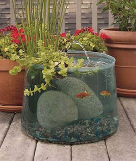Basement Walkout by 22 Small Garden Or Backyard Aquarium Ideas Will Blow Your