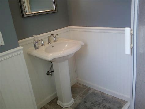 Installing Kitchen Sink Faucet White Small Pedestal Sinks Stereomiami Architechture