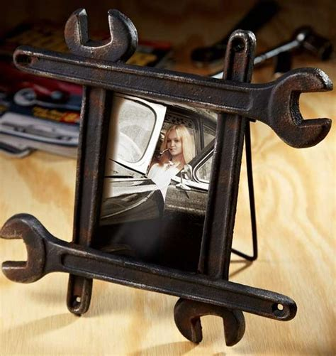 manly craft projects manly picture frames mens office decor