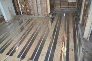 heating bathroom floor bathroom