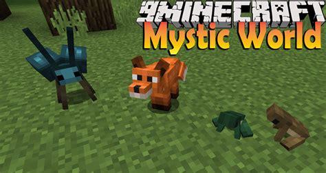 mystic world mod  liven   minecraft world minecraftnet