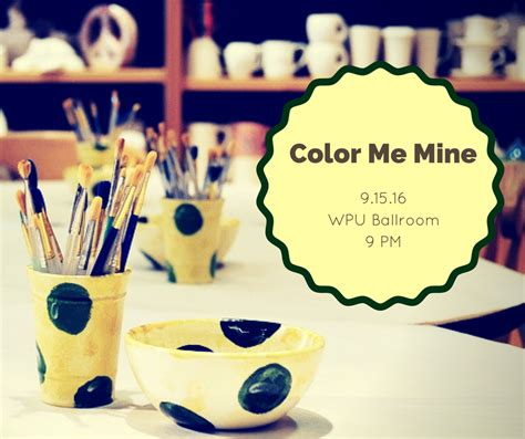 color me mine pittsburgh color me mine pitt program council
