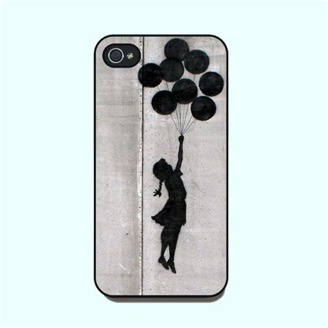 Iphone 6 6s Banksy Balloon Custom Casing Cover 17 best images about banksy banksy inspired on