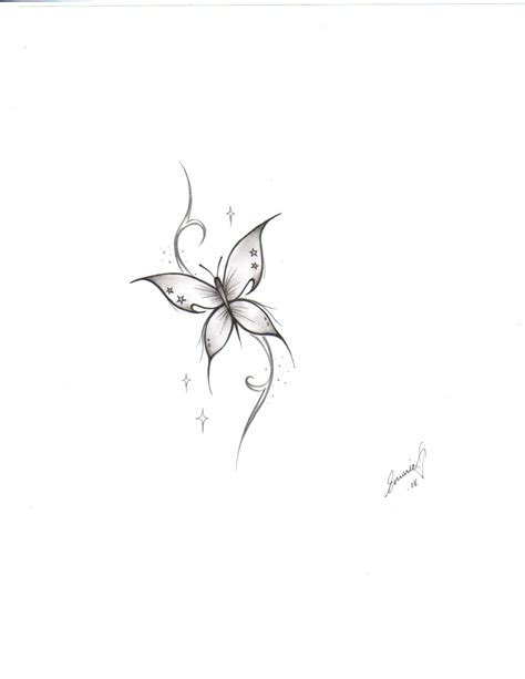 simple butterfly tattoo design 40 butterfly designs sles