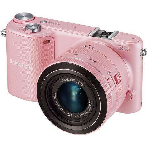 Kamera Samsung Mirrorless Nx samsung nx2000 mirrorless digital ev nx2000bjpus b h