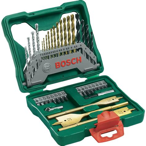Bor Bosch Drill universal drill bit set tin 41 bosch x line from
