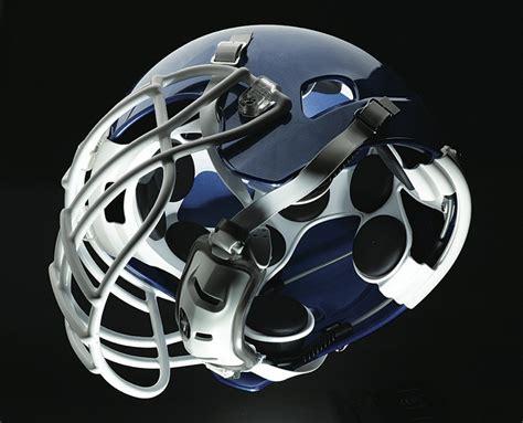 football helmet design and concussions new football helmet protects the brain harvard magazine