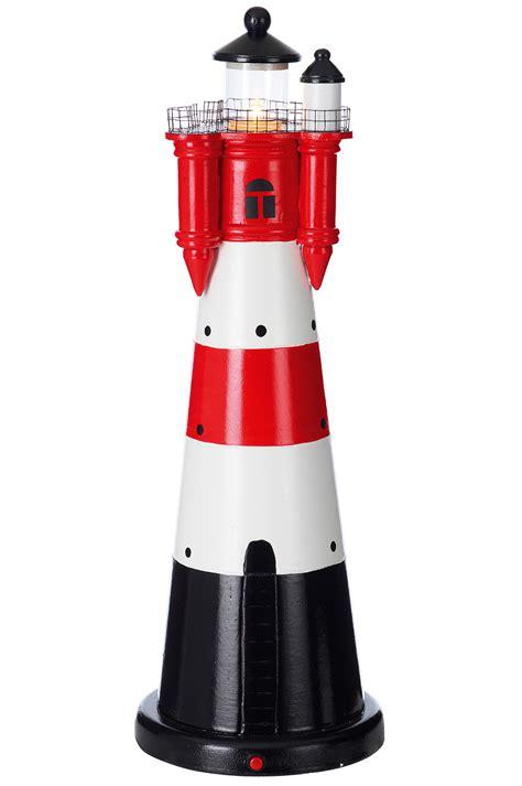 kerzenhalter leuchtturm roter sand leuchtturm gro 223 leuchtturmlen