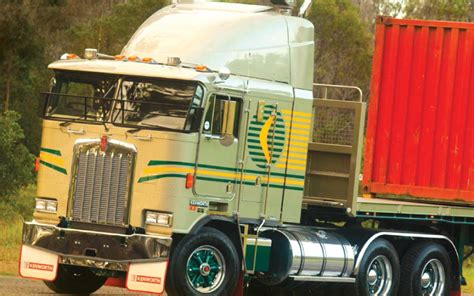 cabover kenworth for sale in australia bicentenial kenworths 1 2 historic commercial vehicle