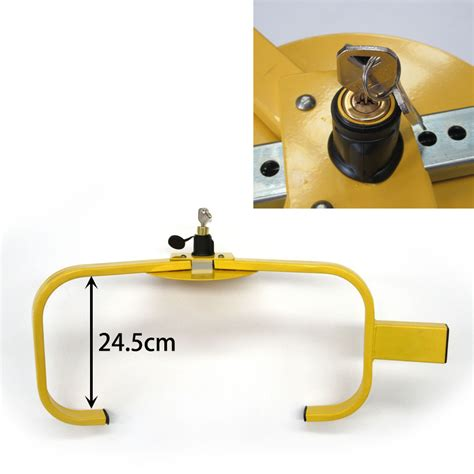Lamcord Safety Boot Rv 001 13 15 wheel cl lock heavy duty anti theft safety trailer auto vehicle ca ebay