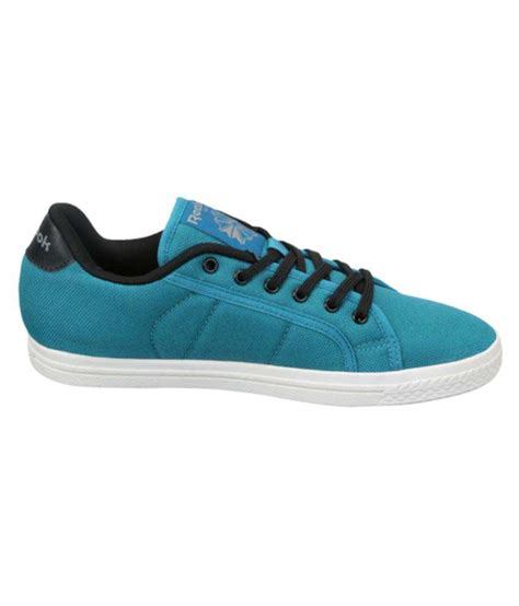reebok on court v sneakers blue casual shoes available at
