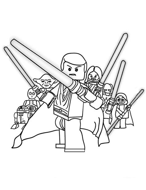 printable lego star wars coloring pages coloring me