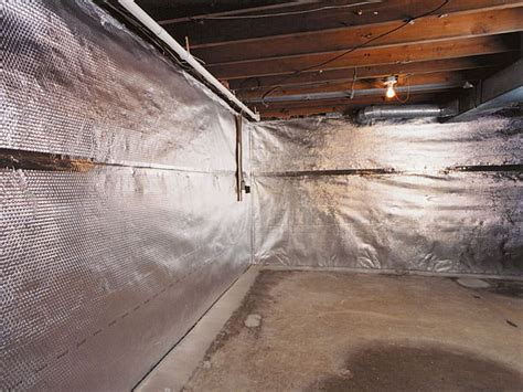 thermaldry basement radiant wall barrier in savannah