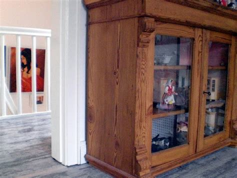 used dolls house old cabinet used as a doll house home interior pinterest